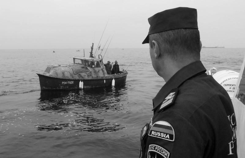 Сотрудники севастопольского ГИМС совершили очередной морской рейд