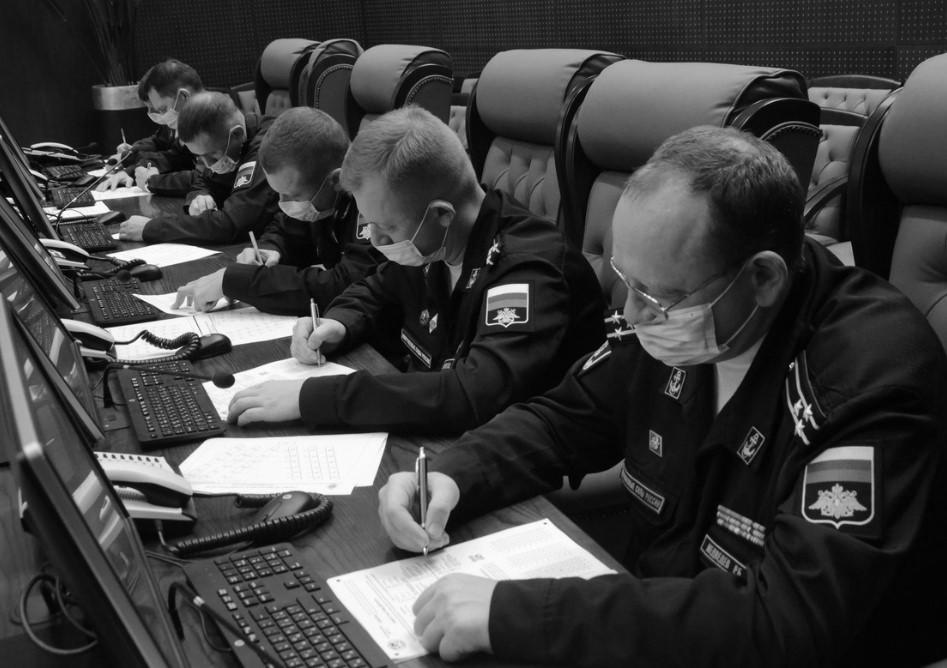 На Черноморском флоте прошёл Географический диктант