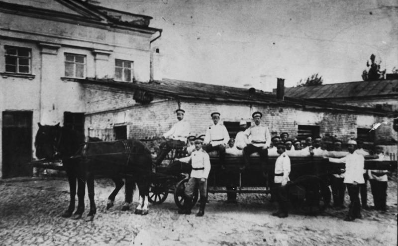 165 лет назад в Крыму появилась первая пожарная команда