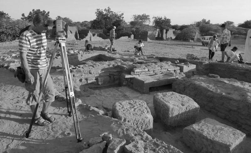Завершается археологическая экспедиция в Африке с участием магистранта из Севастополя