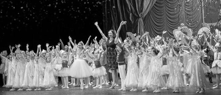 Юные балерины из Севастополя покорили США