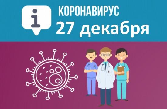 Оперативная сводка по коронавирусу в Севастополе на 27 декабря