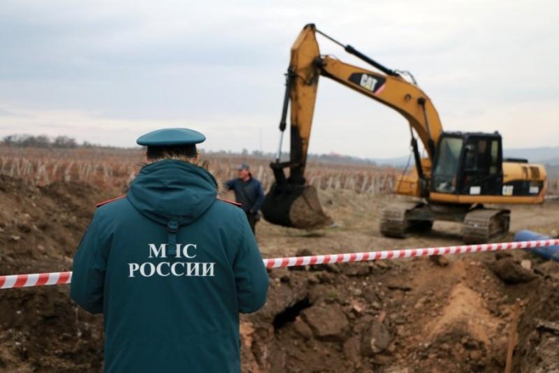 Завершены восстановительные работы на газопроводе в Балаклаве
