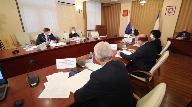 В Крыму готовятся к строительству опреснительных установок