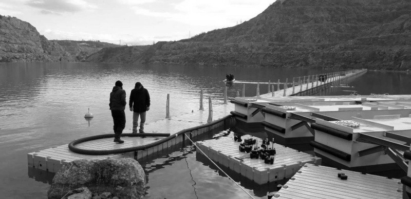 На водохранилищах Севастополя начала работать система контроля