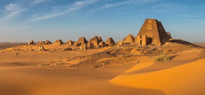 Магистрант из Севастополя исследует древние цивилизации в Африке
