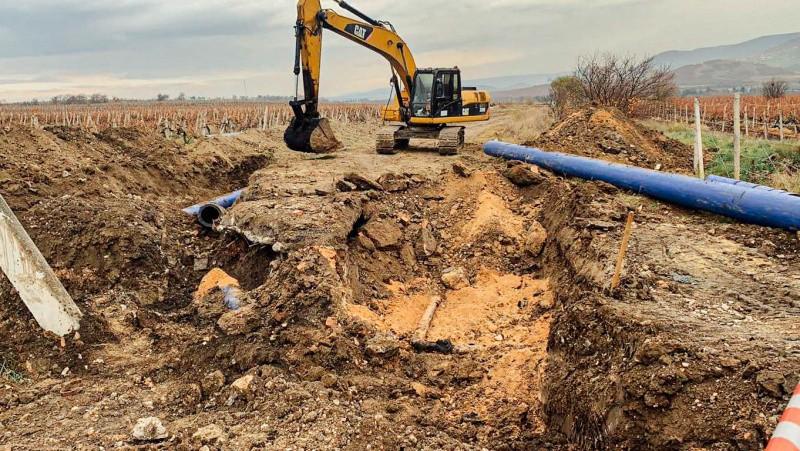 В МЧС по Севастополю сообщили подробности аварии на газопроводе
