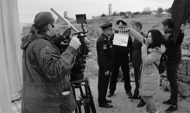 В Севастополе проходят съемки фильма «Пункт пропуска»