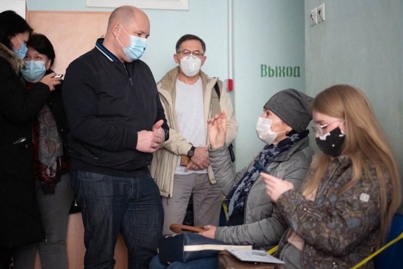 Глава Севастополя проверил работу системы первичной помощи