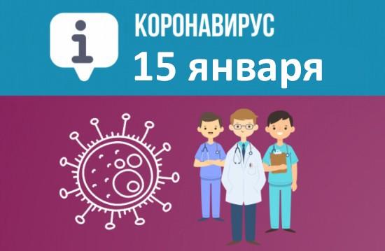 Оперативная сводка по коронавирусу в Севастополе на 15 января