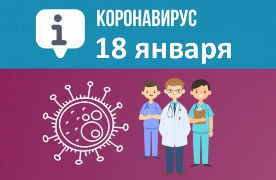 Оперативная сводка по коронавирусу в Севастополе на 18 января