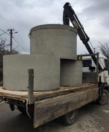 В Севастополе грузовик повредил газопровод