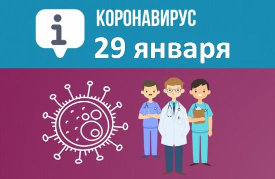 Оперативная сводка по коронавирусу в Севастополе на 29 января