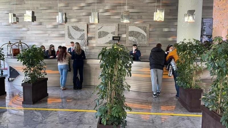 В Крыму проводятся рейды по отелям и санаториям