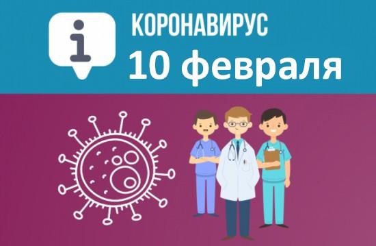 Оперативная сводка по коронавирусу в Севастополе на 10 февраля