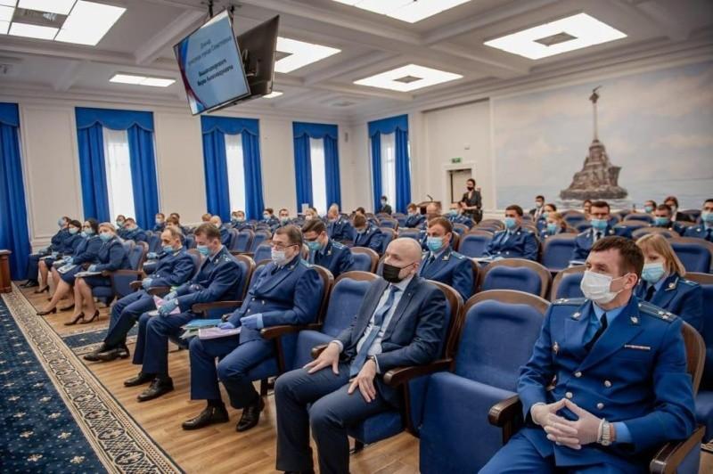 Прокуратура Севастополя подвела итоги работы за 2020 год