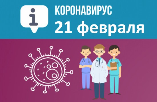 Оперативная сводка по коронавирусу в Севастополе на 21 февраля