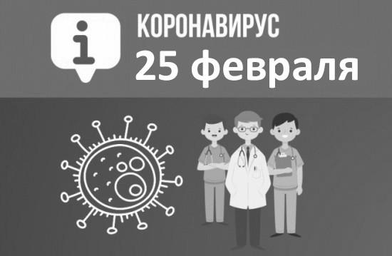 Оперативная сводка по коронавирусу в Севастополе на 25 февраля