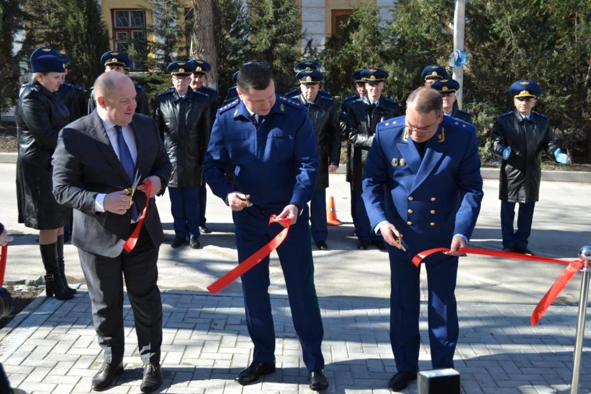 В Севастополе открыли новое административное здание прокуратуры