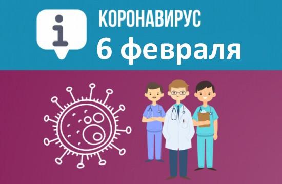 Оперативная сводка по коронавирусу в Севастополе на 6 февраля