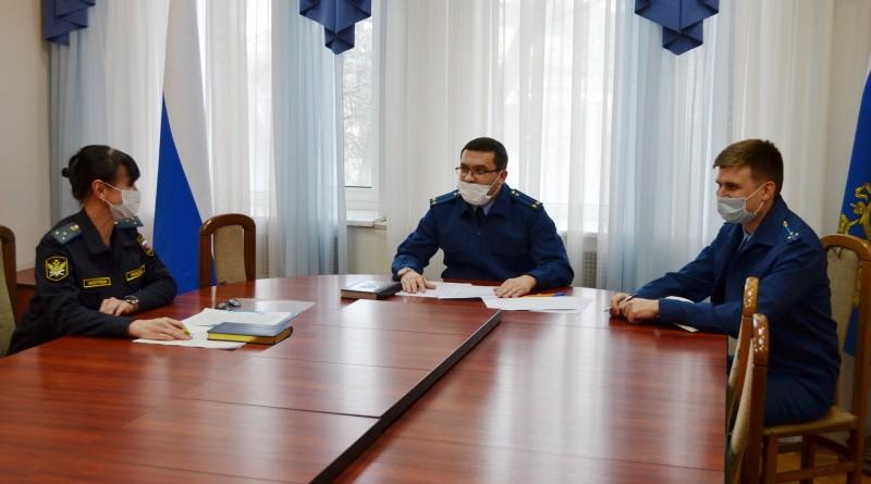 В Севастополе обсудили вопросы снижения налоговой задолженности