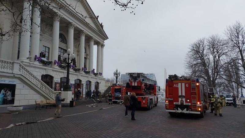 Севастопольские медики отработали спасение пострадавших во время пожара