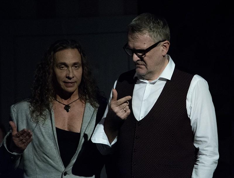 В Севастополе показали лирическую комедию «Муж на час»