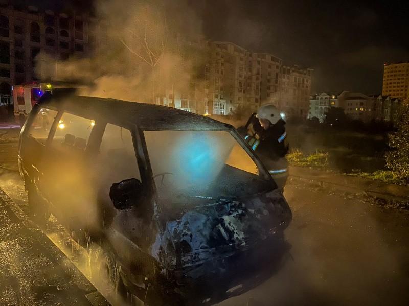 За выходные в Севастополе произошло 9 пожаров