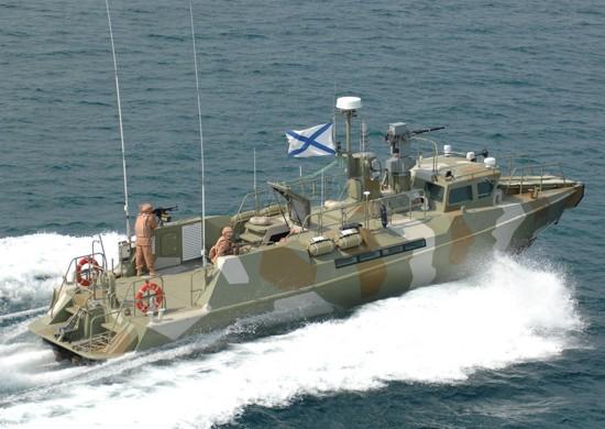 На Черноморском флоте прошло противодиверсионное учение
