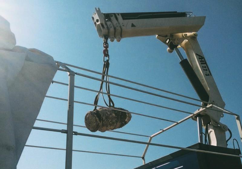 Севастопольские пиротехники МЧС обезвредили две авиабомбы и гранату