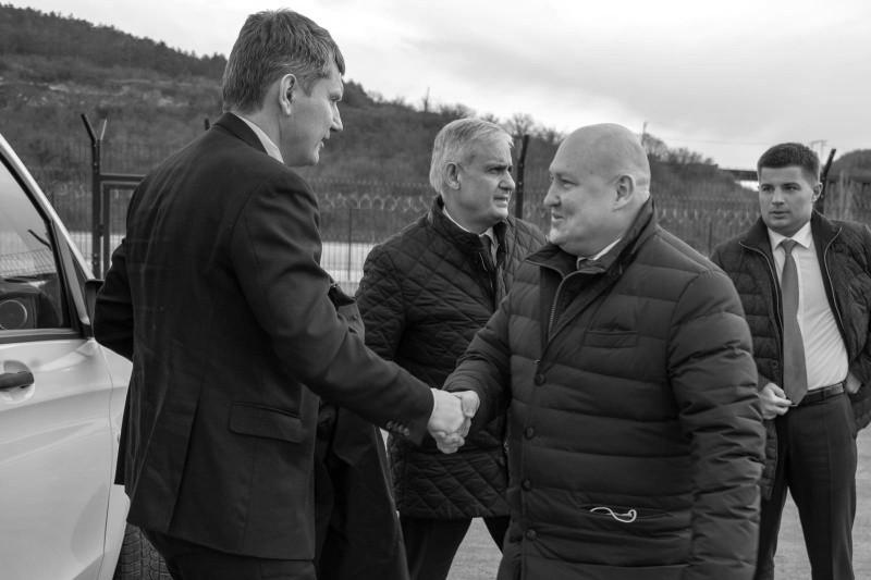 Губернатор Севастополя рассказал о визите в город главы Минэкономразвития