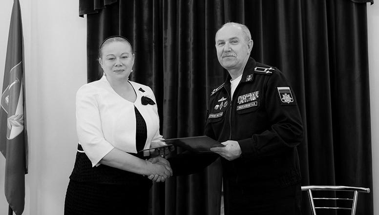 В Севастополе подписан договор о сотрудничестве между ДОФ и ДКР