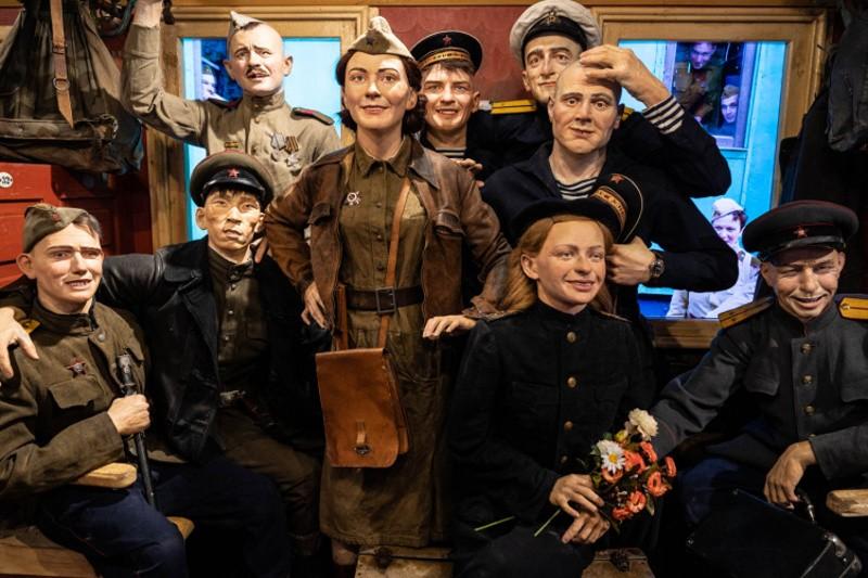 В Севастополь на три дня прибудет «Поезд Победы»