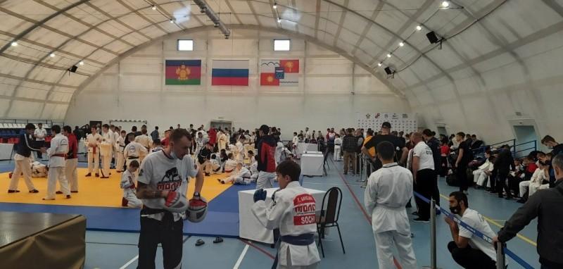 Юные рукопашники Севастополя выступили на турнире в Сочи