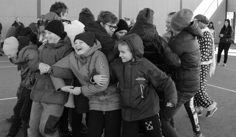 Юные рукопашники Севастополя проводили зиму