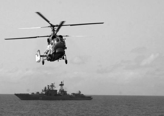 В Севастополе отмечают 100-летие создания Морской авиации ЧФ