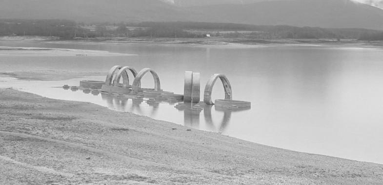 Суточный приход воды в Чернореченское водохранилище значительно превышает расход