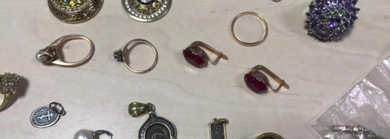 В Крыму раскрыта кража ювелирных изделий на сумму почти 1,5 миллиона рублей