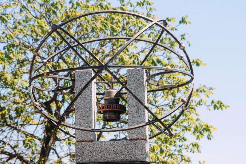 Севастопольские спасатели почтили память героев-ликвидаторов последствий чернобыльской катастрофы