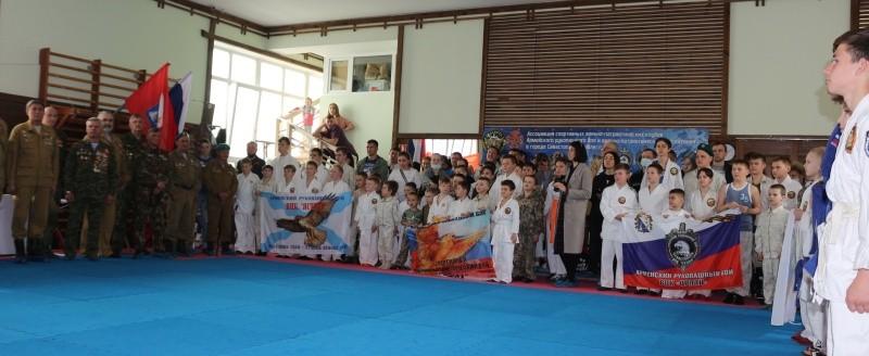 В Севастополе прошел Первый турнир по абсолютно реальному бою