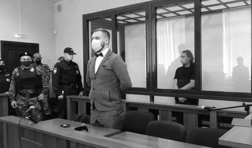 Гражданин Украины приговорен в Крыму к пожизненному лишению свободы