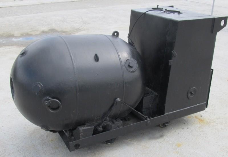 В Севастополе обезвредили подводную мину времён Великой Отечественной войны