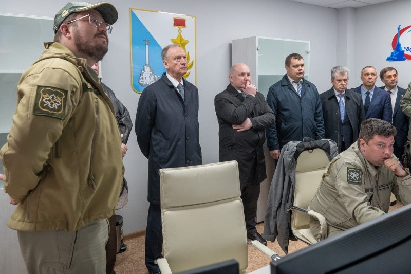 Михаил Развожаев сообщил подробности визита Николая Патрушева в Севастополь