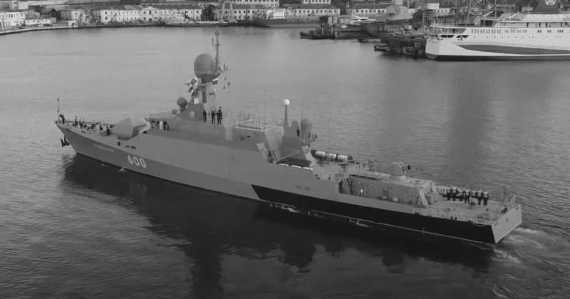 Корабли Черноморского флота вышли в море в рамках контрольной проверки