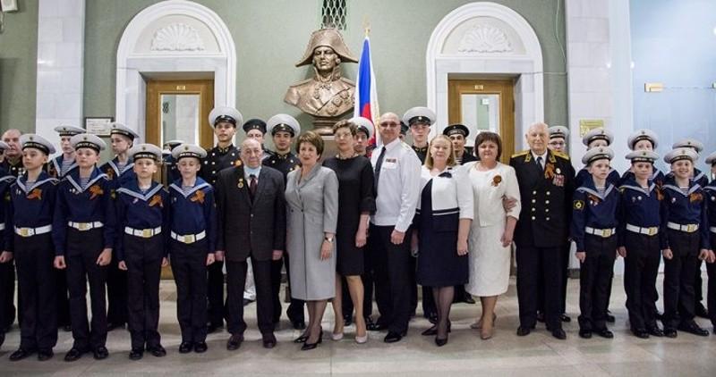 Дом офицеров Черноморского флота в Севастополе отмечает 100-летний юбилей