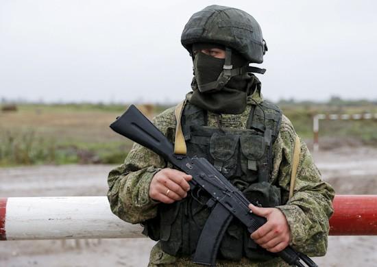 На Черноморском флоте прошла тренировка по отражению нападения на аэродром