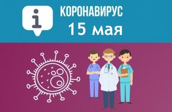 Оперативная сводка по коронавирусу в Севастополе на 15 мая