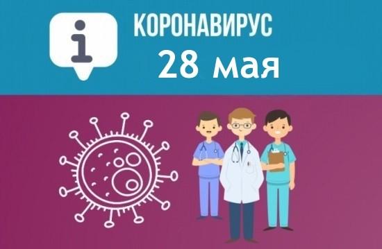Оперативная сводка по коронавирусу в Севастополе на 28 мая