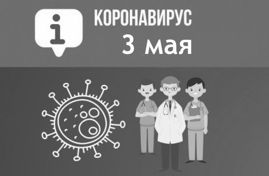 Оперативная сводка по коронавирусу в Севастополе на 3 мая