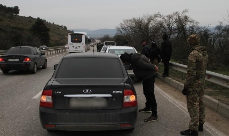 Троих жителей Крыма обвиняют в похищении предпринимателя из Севастополя